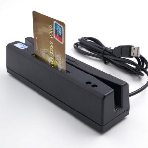China EMV Multi Card Reader Writer For ISO14443A/B&ISO7816 Chip Card and Magstripe Card ZCS160 on sale