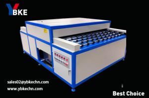 China Horizontal Glass Washing and Drying Machine on sale