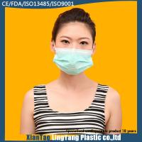 China 2018 hot sale Hospital Disposable Face Mask For Food Service on sale