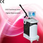 Stationary Style and vaginal reconstruction laser Fractional Co2 laser 30Q RF tube