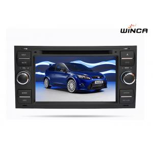 China Car Ford GPS Navigation DVD Player 7 Inch Ford Focus Navigation System on sale