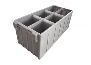 China Battery Box For Panzer/Armored Vehicle/Car Or Plastic Battery Injection Mould Tooling on sale