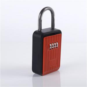 China Commercial Multi Key Car Key Lock Box For Door Handle Combination Access on sale
