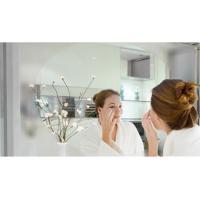 Living room bath mirror led mirror