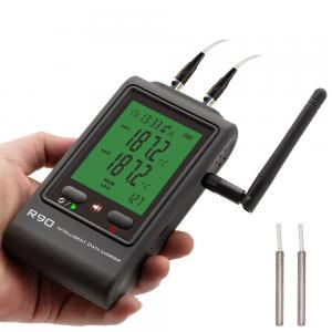 PT100 RTD wifi temperature data logger for high and low