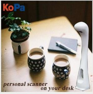 China KoPa Digital Handheld Document Scanner , 5.0MP CMOS , HD720P on sale