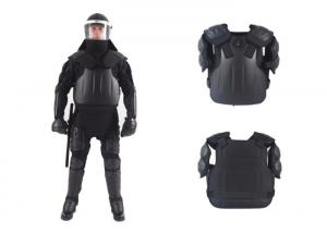 China ABS And PC Plastic Anti Riot Armour Hard Shell With Foam Inner Padding on sale
