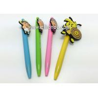 China Custom and supply cute cartoon ball pen for office school bank promotional gifts on sale