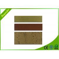 Soft Flexible thin brick panels For Interior / Exterior Wall Decoration