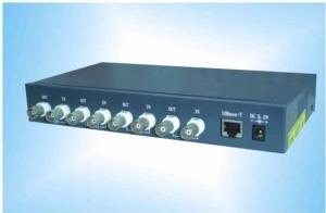China E1 To 10(100)Base-T Protocol Converter on sale