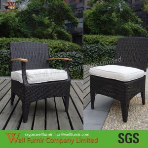China Supply Modern Wicker Armless Chairs,Rattan Arm Chair,Wicker Dining/Rattan Dining Sets, on sale