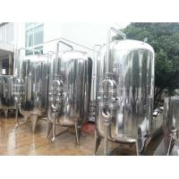 Stainless Steel 304 RO Water Treatment System Reverse Osmosis Water Purification Unit