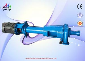 China 3PN Single Stage Single Suction Vertical Mud Pump Impurity Pump on sale