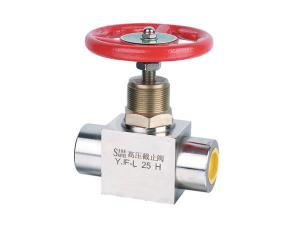 China Hydraulic Shut Off ball Valve on sale
