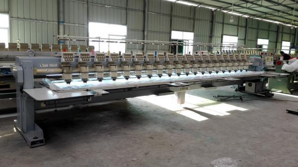 High Performance Barudan Embroidery Machine Used Embroidery