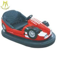 Hansel fiberglass remote contron electric battery operated bumper car