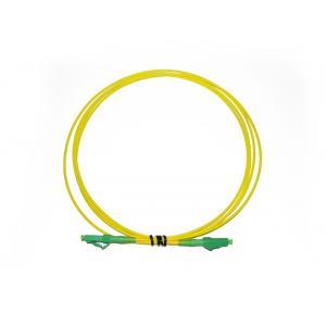 China LCAPC - LCAPC Smplex Singlemode Optical Fiber Patch Cord on sale