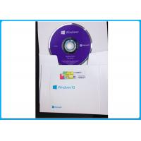 China MICROSOFT WINDOWS 10 PRO PROFESSIONAL ORIGIINAL COA STICKER  +64BIT DVD OEM Box on sale