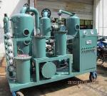 Purificador de una sola sección de la regeneración del aceite del transformador del vacío, aceite que reacondiciona la planta