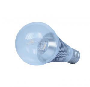 China Clear A65 10W E27 LED Light Bulb 5000k 100v 130v , Dimmable LED Light Bulb on sale