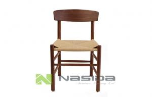 simple woven j39 replica dining modern wood chairs armless borge