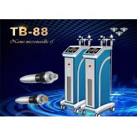Pain Free Fractional RF Microneedle Machine for Wrinkle Stretch Marks Reduction