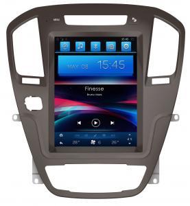 China FM Radio SWC CarPlay Gps Car Navigation System 10.4 Inch Builk Regal Opel Insignia 2009-2013 Tesla on sale