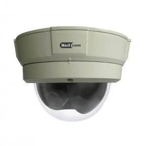 China 2.0 megapixel vandal-proof ip dome camera on sale