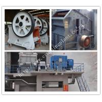 China Sandstone aggregate crushing plant for sale on sale