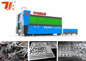 China Refroidissement par l'eau modèle architectural de découpeuse de laser en métal coupeur de laser de 3 axes on sale