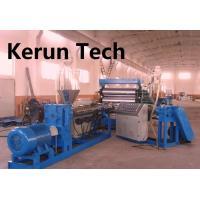 China Plastic Machinery-WPC Construction Formwork Extrusion Machine on sale