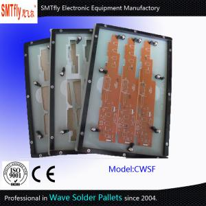 China Resonable Cost Synthetic Stone SMT Wave Solder Fixtures With Customize Size on sale