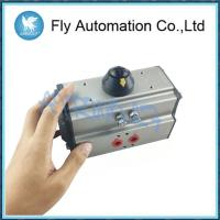 China AT63 Silvery Pneumatic System Components Aluminum Pneumatic Pneumatic Control Valve on sale