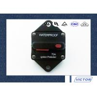 China Trip And Hold Inline Manual Reset Circuit Breaker 12-48V 50A 100A 150A 200A Amp on sale