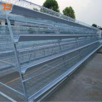 China Hot-Dip Galvanized Wire Low Carbon Steel Material Bird Cage For Chicken Tel:+8615638238763 on sale