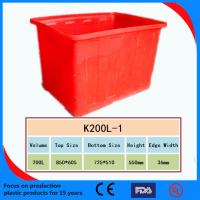 cheap high quality Plastic Container with lid