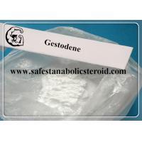 China Oral Gestodene Estrogen Oral Anabolic Steroids CAS 60282-87-3 Raw on sale