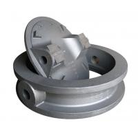 China Flanged Butterfly Valve Body Casting Double Sand Casting Iron QT450-10 on sale