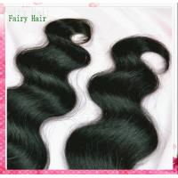 Unprocessed cheap price 16 inches straight indian remy hair extensions
