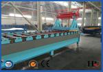 China 5.5KW 18 - 20 Stations Roof Roll Forming Machine For Construction wholesale