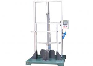 China Suitcase Durability Fatigue Testing Machine 4 Points Sense Positions 155 Kg Weight on sale