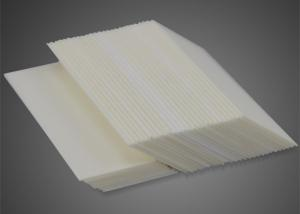 China 1mm Thickness Aluminium Oxide Ceramic Substrate Thin Plate for Electronic Industry on sale