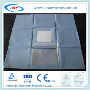 China Ophtha Surgical Drape For Eye Surgery wholesale