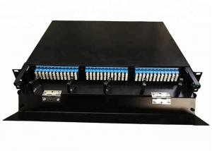 China FTTH GPJ 24 48 96 144 Port Odf Optical Fiber Distribution Frame on sale