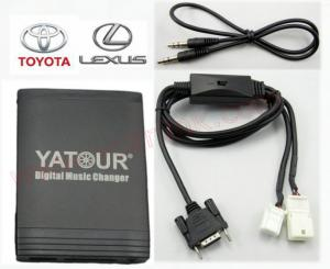 China YT-M06 YATOUR Digital Music Changer - Bluetooth Module  on sale