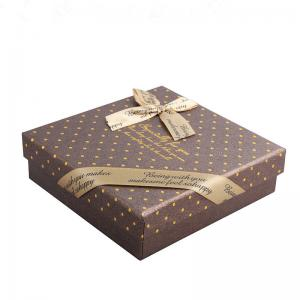 China Delicated chocolate box,customized gift box, people's favorate box on sale