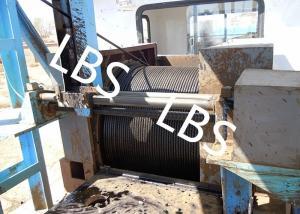Quality Lebusのドラムが付いている牽引のウィンチを扱うオイル/石油の機械類のアンカー for sale