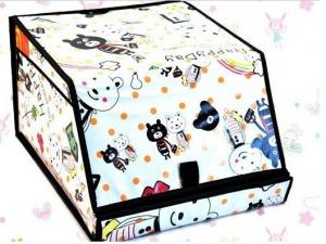 China Waterproof Eco-friendly Rectangle Cartoon Storage Boxes odm-v14 on sale