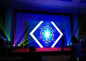 China HD Full Color Stage Rental LED Display P3 Clear Vivid Image 100000 Hours Life Span on sale