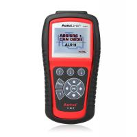 Autel Diagnostic Tool Original Autel Autolink AL619 ABS/SRS + CAN OBDII Scan Tool